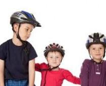 Cykelhjelm til børn
