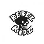 Rebel kids cykelhjelm