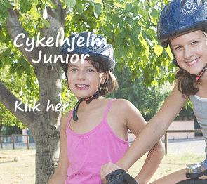 cykelhjelm til junior