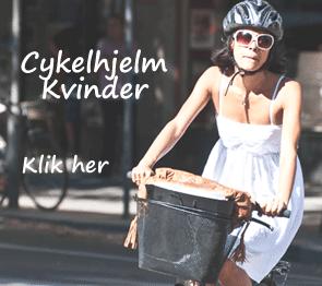 cykelhjelm kvinder
